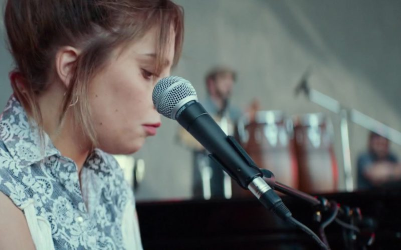 Shure Microphone Used by Lady Gaga in A Star Is Born (1)
