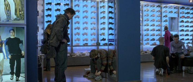 Skechers Footwear Store in About a Boy (2002) Movie Product Placement