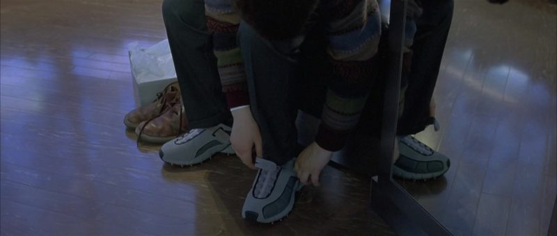 Skechers Shoes Worn by Nicholas Hoult in About a Boy (2002) Movie Product Placement