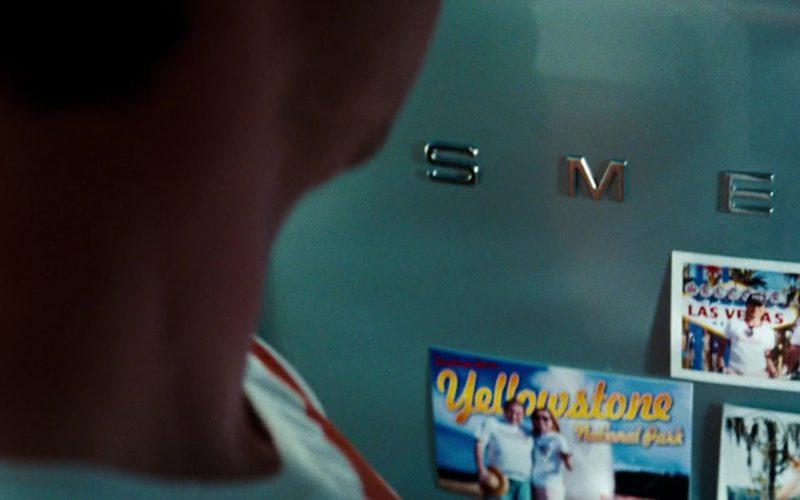 Smeg Refrigerator in Transformers (1)