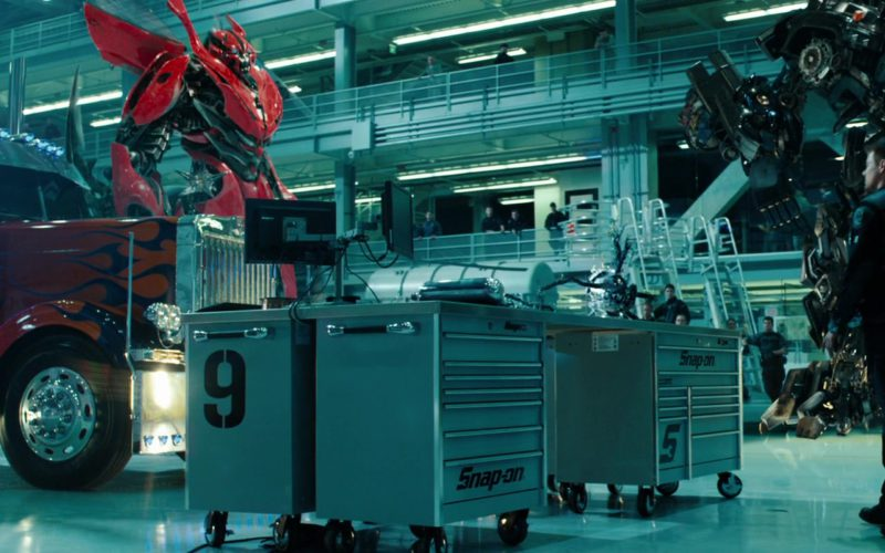 Snap-On in Transformers Dark of the Moon (1)