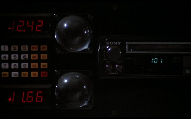 Sony Car Audio in Rocky 4