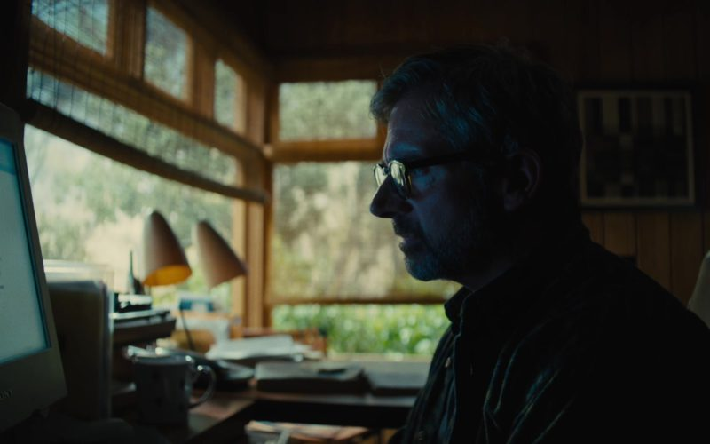 Sony Computer Monitor Used by Steve Carell in Beautiful Boy