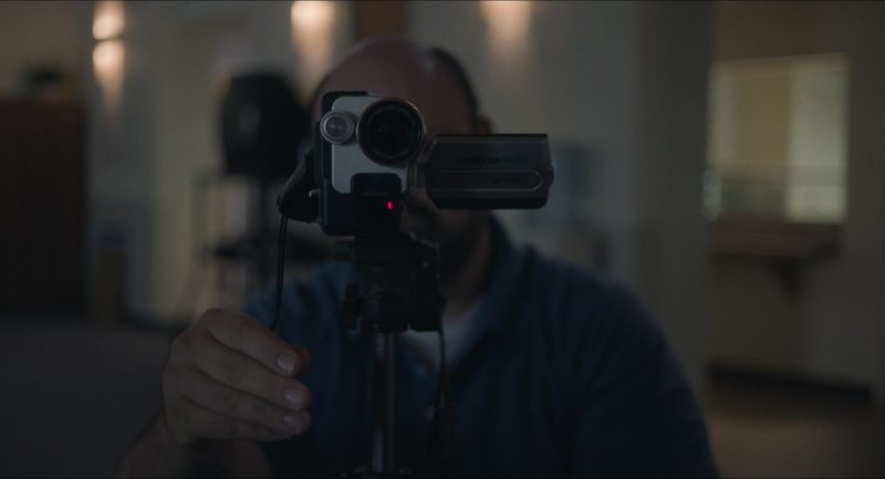 Sony Handycam Camcorder in Boy Erased (2018) Movie Product Placement