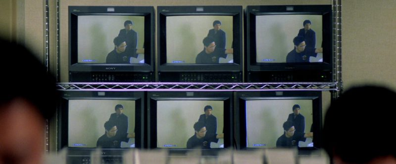 Sony Monitors in Rush Hour 2 (2001) Movie