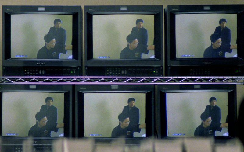 Sony Monitors in Rush Hour 2