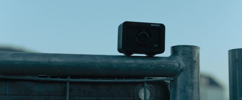 Sony RX0 Ultra-Compact Digital Video Camera with Waterproof & Shockproof Design Used by Claire Foy in The Girl in the Spider's Web (2018) Movie Product Placement