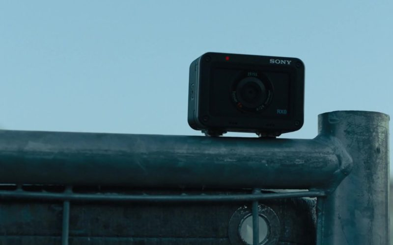 Sony RX0 Digital Video Camera Used by Claire Foy in The Girl in the Spider's Web (2)