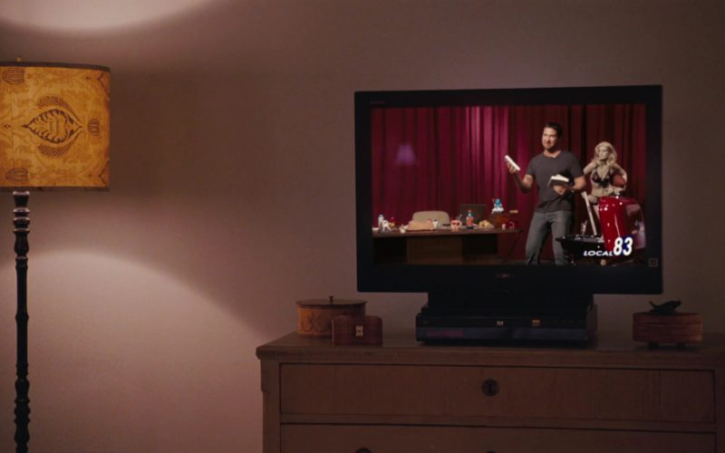 Sony TV Used by Katherine Heigl in The Ugly Truth (1)