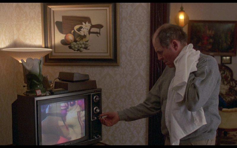 Sony TV in Quicksilver