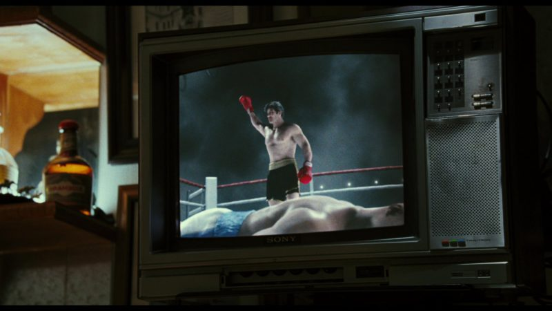 Sony TV in Rocky Balboa (2006) - Movie Product Placement
