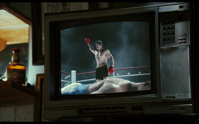 Sony TV in Rocky Balboa (4)