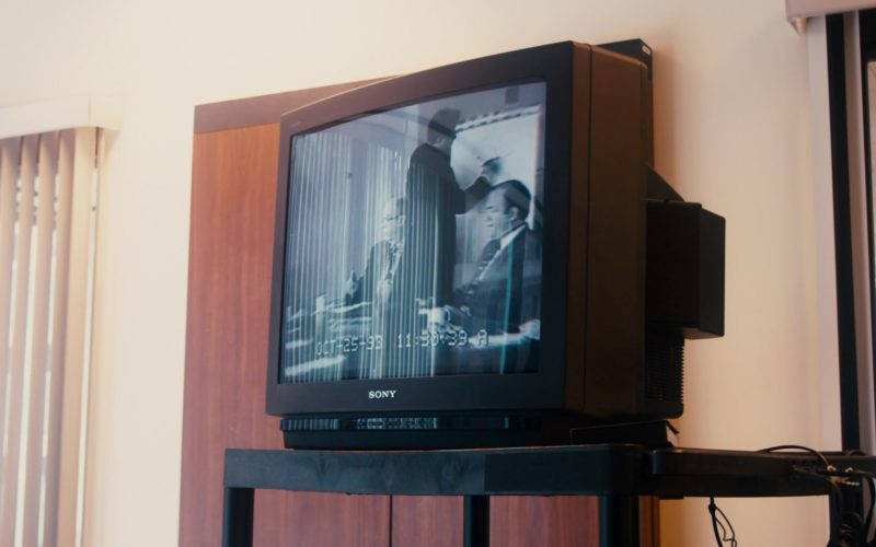 Sony TV in The Informant (1)