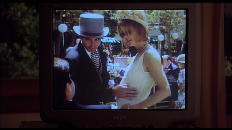 Sony TV in When a Man Loves a Woman (1994) Movie Product Placement