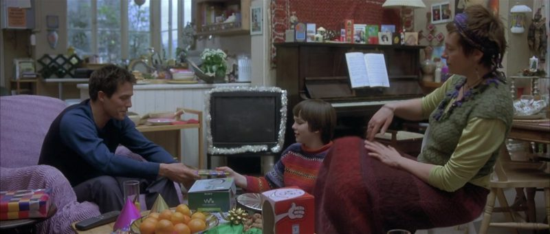 Sony Walkman Portable CD Player (Box) in About a Boy (2002) Movie Product Placement