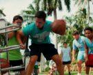 Spalding Basketball in Pain & Gain (1)