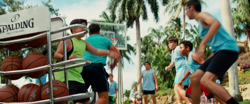 Spalding Basketball in Pain & Gain (2013) Movie Product Placement