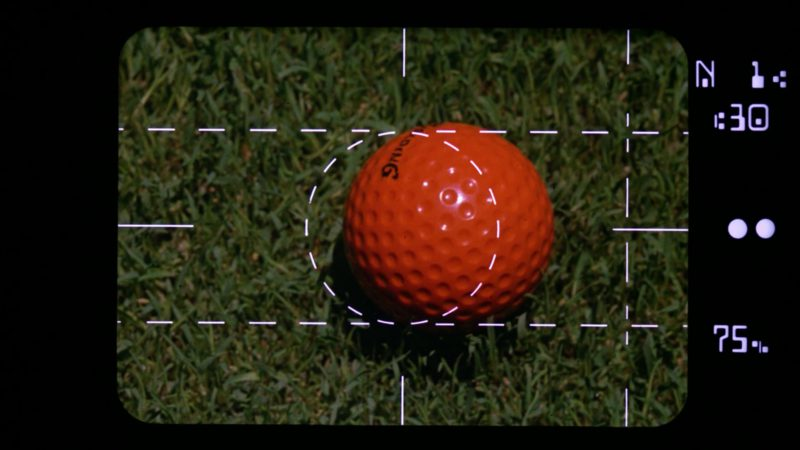 Spalding Golf Ball in Caddyshack (1980) Movie Product Placement