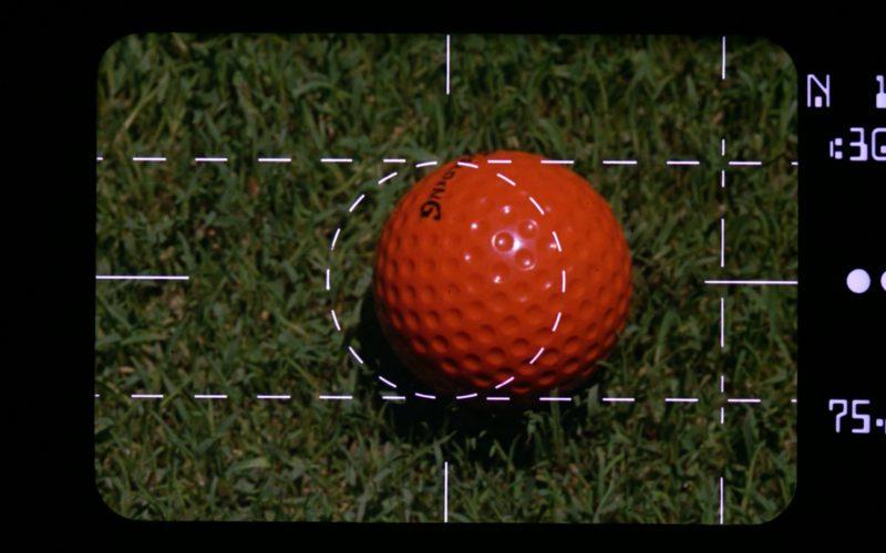 Spalding Golf Ball in Caddyshack