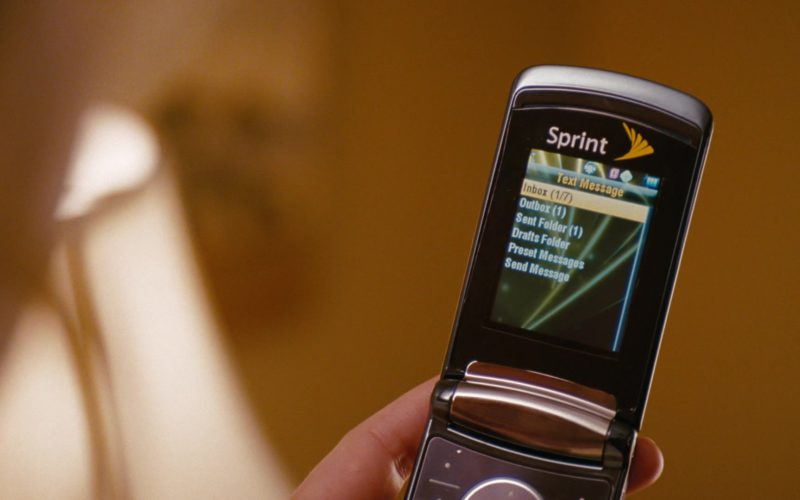 Sprint Cell Phone Used by Katherine Heigl in The Ugly Truth (1)