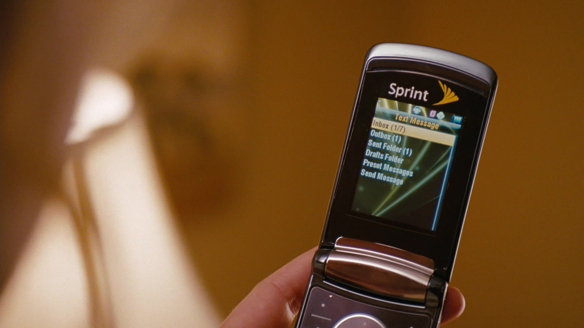 Sprint Cell Phone Used by Katherine Heigl in The Ugly Truth