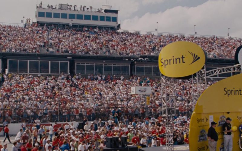 Sprint in Talladega Nights The Ballad of Ricky Bobby (2)