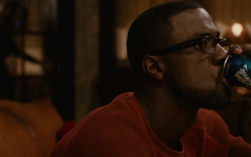 Sprite Can Held by Lance Gross in Temptation Confessions of a Marriage Counselor