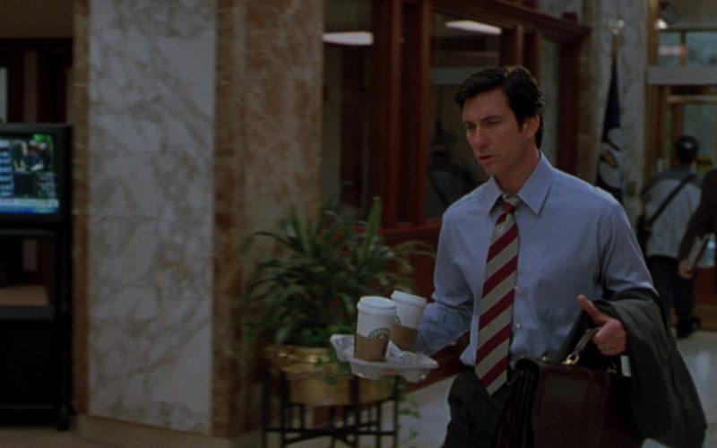 Starbucks Coffee in Runaway Jury (1)