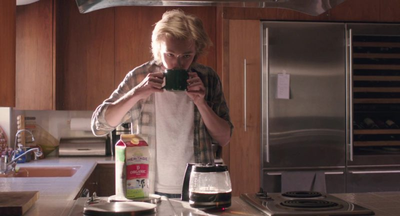 Stremick's Heritage Foods Organic Vitamin D Milk in Dark Was the Night (2018) - Movie Product Placement