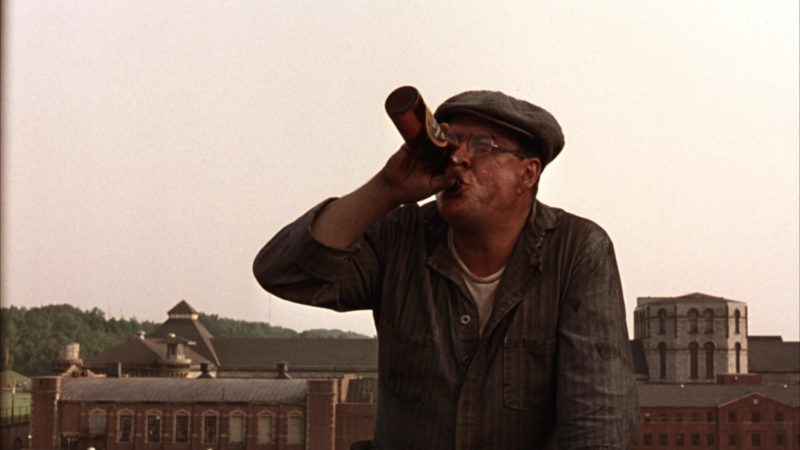 Stroh's Bohemian-Style Pilsner (Beer) in The Shawshank Redemption (1994) - Movie Product Placement