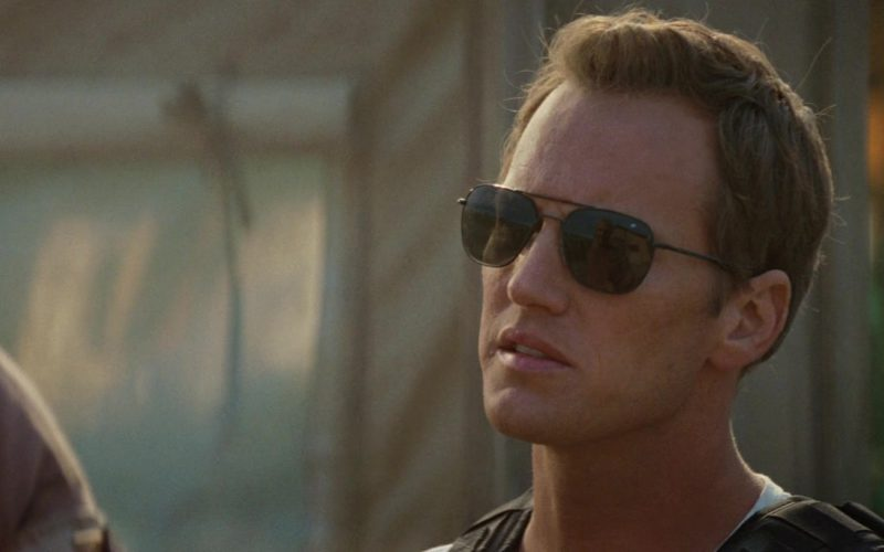 Sunglasses AO Eyewear Worn by Patrick Wilson in The A-Team (1)