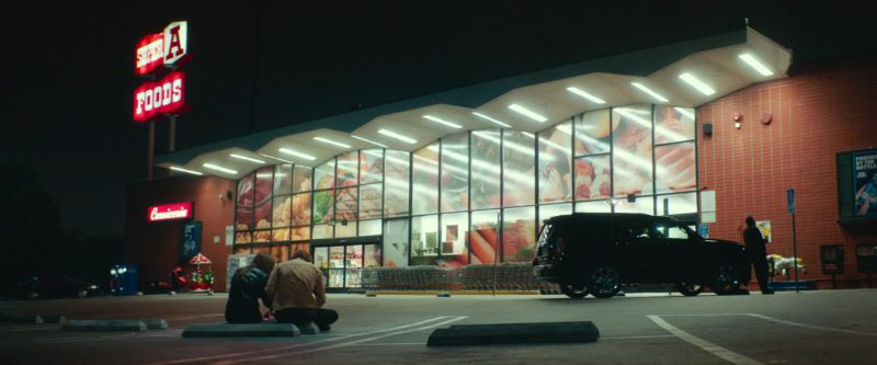 Super A Foods Store in A Star Is Born (2018) - Movie Product Placement