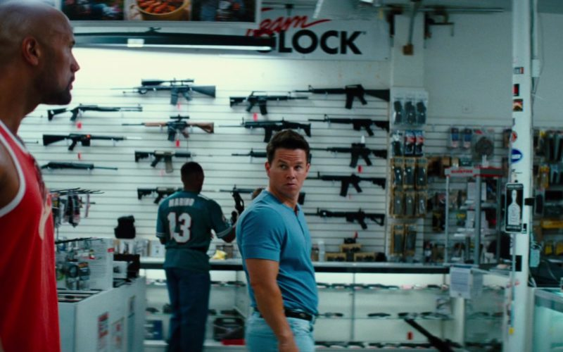 Team Glock in Pain & Gain (1)
