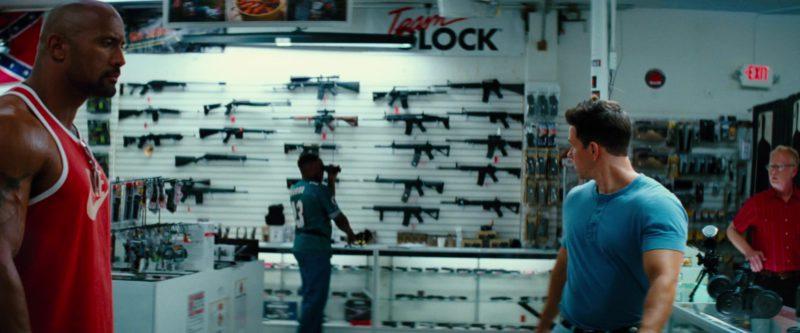 Team Glock in Pain & Gain (2013) Movie