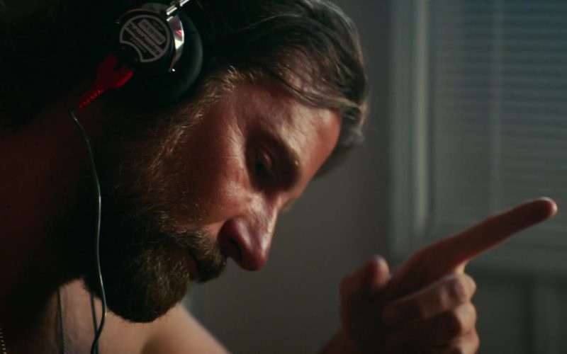Telephonics Headphones Used by Bradley Cooper in A Star Is Born (1)