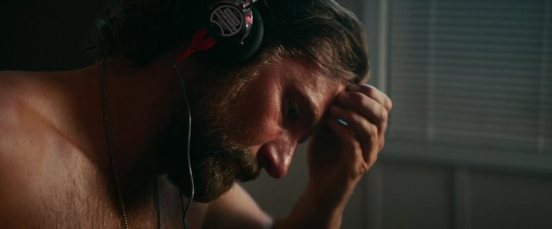 Telephonics Headphones Used by Bradley Cooper in A Star Is Born (2018) Movie Product Placement