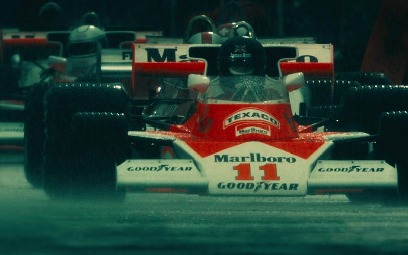 Texaco, Marlboro, Goodyear in Rush (2)