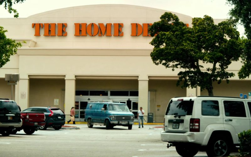 The Home Depot Store in Pain & Gain (1)
