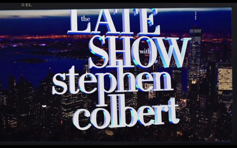 The Late Show with Stephen Colbert American Talk Show in The Last Laugh