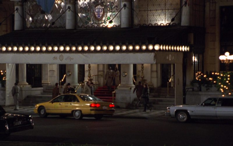 The Plaza Hotel in Sleepless in Seattle (1)