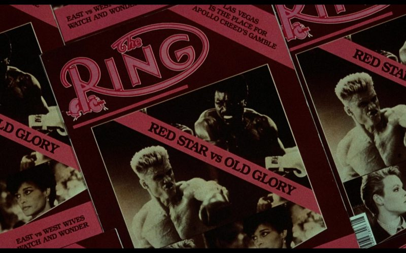 The Ring Magazine in Rocky 4 (1)