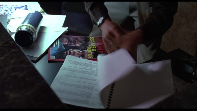 Time Magazine in Sneakers (1992) - Movie Product Placement