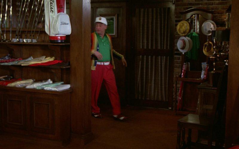 Titleist Golf Bag in Caddyshack