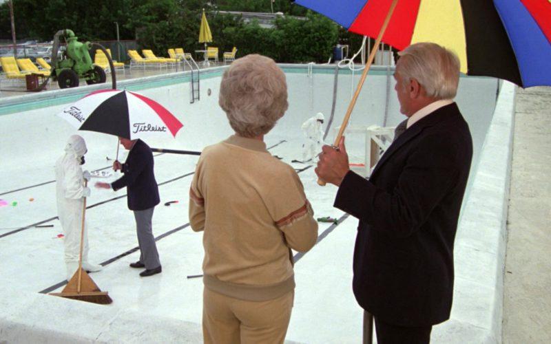 Titleist Umbrella in Caddyshack (1)
