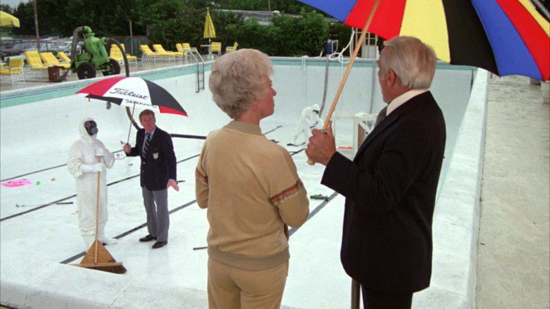 Titleist Umbrella in Caddyshack (1980) - Movie Product Placement