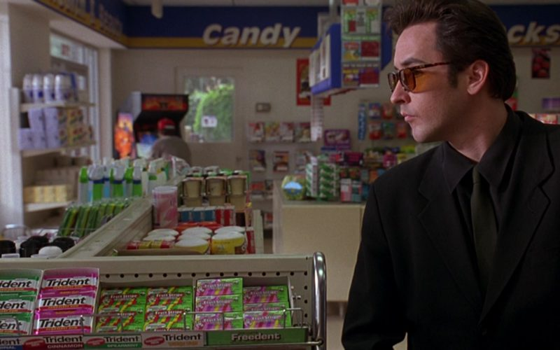 Trident Gum and Freedent Gum in Grosse Pointe Blank