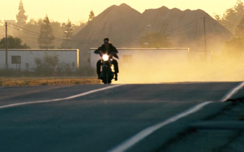 Triumph Bonneville Motorcycle Used by Tom Cruise in Mission Impossible III (1)