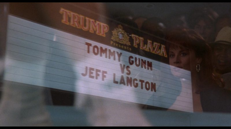 Trump Plaza Hotel and Casino in Rocky 5 (1990) - Movie Product Placement