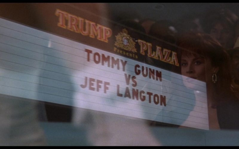 Trump Plaza Hotel and Casino in Rocky 5