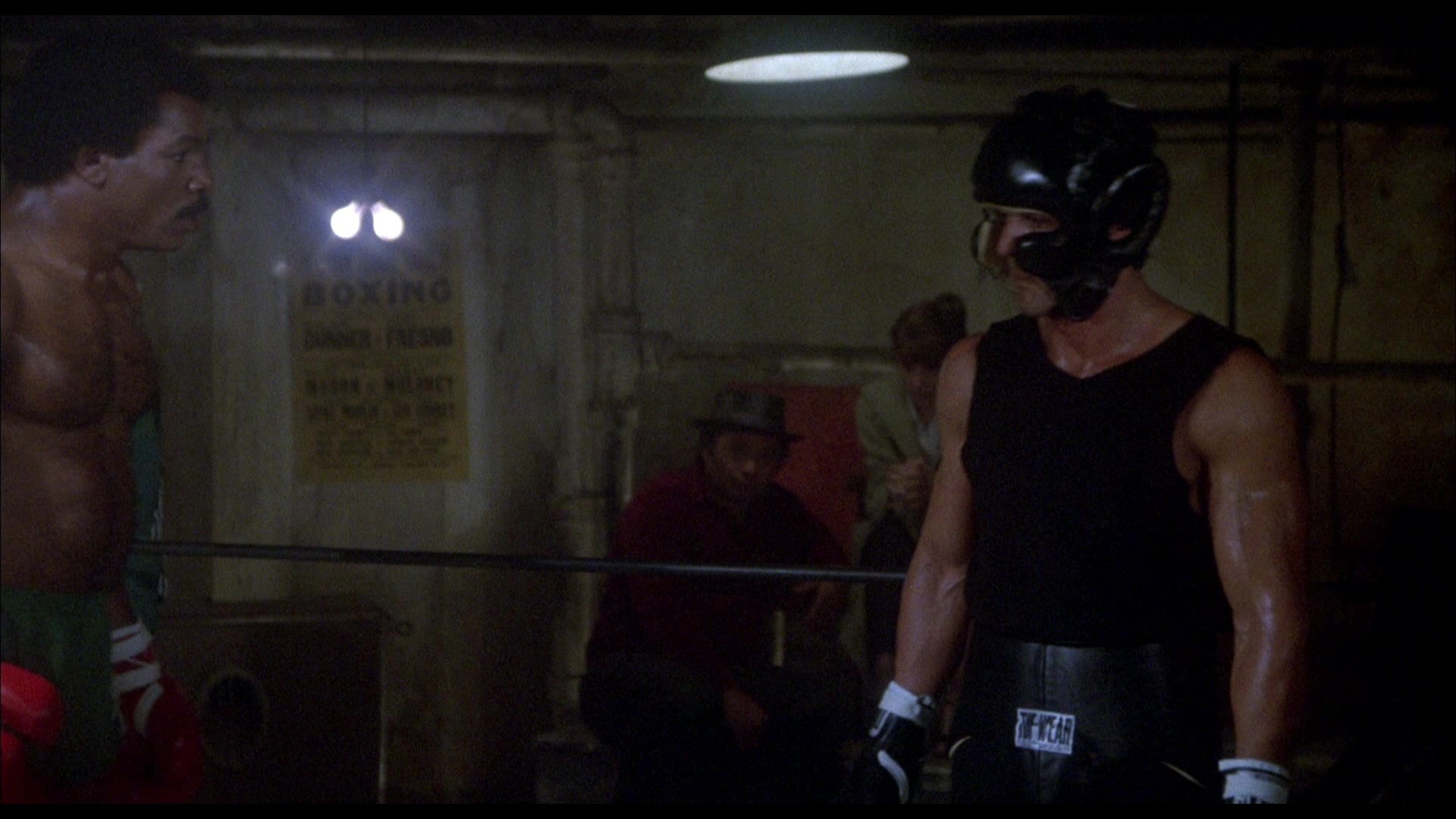 Tuf Wear Boxing Gear in Rocky 3 (1982) Movie